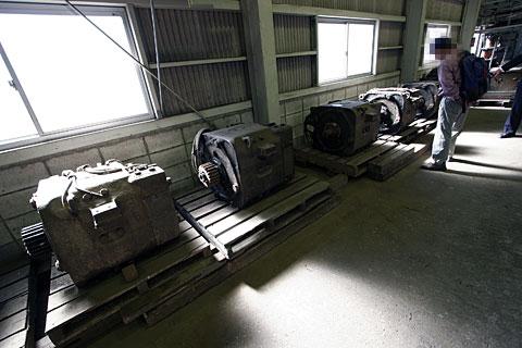 大胡電車庫