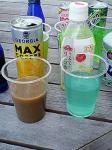 マックスコーヒー、リンゴ酢にポーション