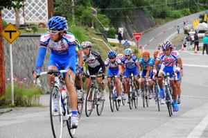 2008全日本サイクルロードレース写真1