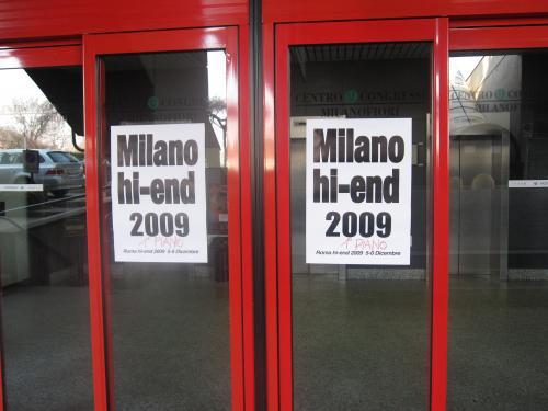 milano hi-end 2009