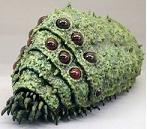 リアル王蟲フィギュア画像をお借りしてきました♪