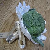 ありあわせの材料を投入して作成 花嫁ブーケ