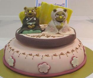 狸の結婚式