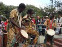 アフリカ祭1