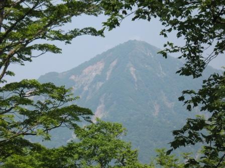 蛭ヶ岳090613