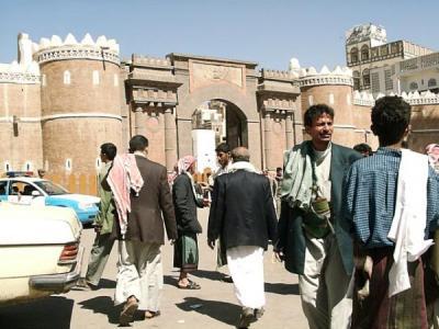 イエメン Bab al Yemen