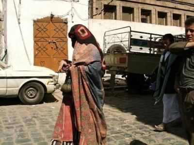 イエメン 女性1