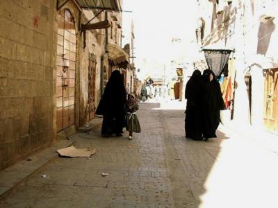 イエメン 女性2