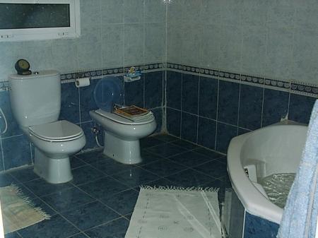 イエメンの家 バスルーム