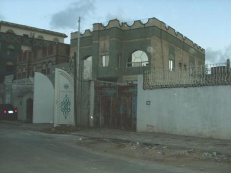 イエメンの家 外観