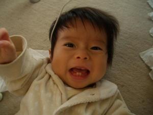 次男 11ヶ月