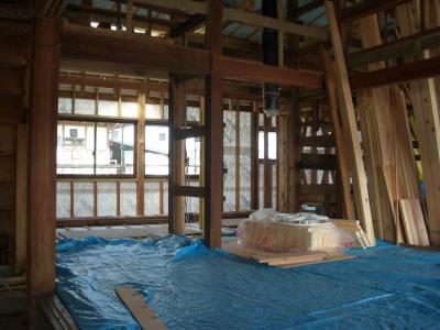 室内 北 (2009年2月14日)