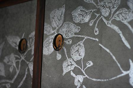 WEB 内覧会 和室 襖の金具