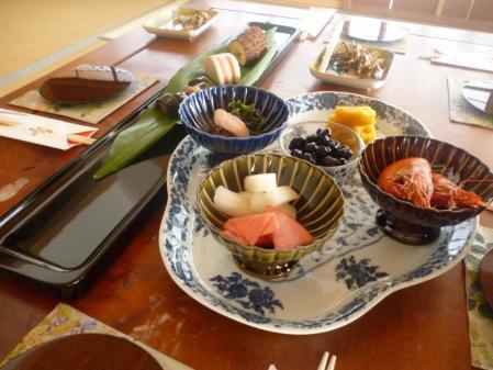 おせち料理 2012年