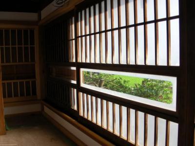 中2階建具ガラス