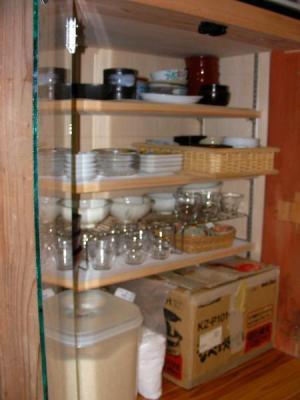 WEB 内覧会 キッチン(3) 食器収納