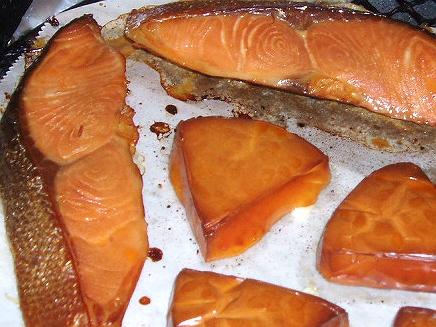 75スモークチーズ+サーモン