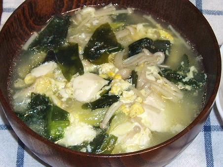 20081017ヘルシースープ