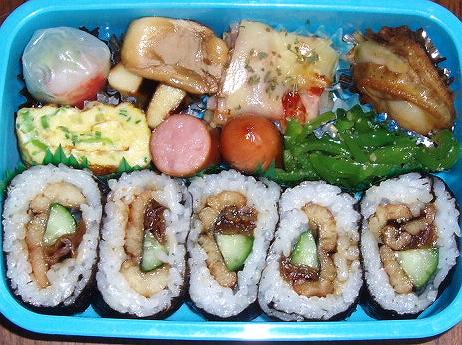 20081025怪獣君のお弁当