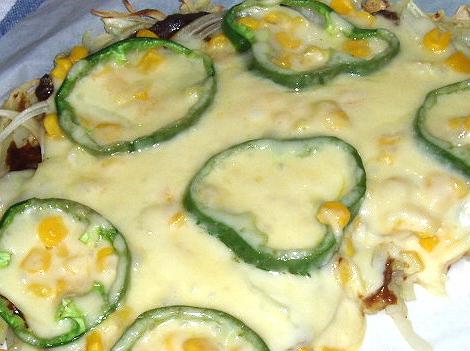 20081105おジャガのカレーピザ
