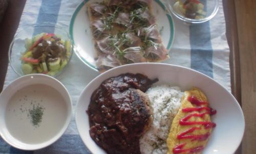 20081112夕ご飯