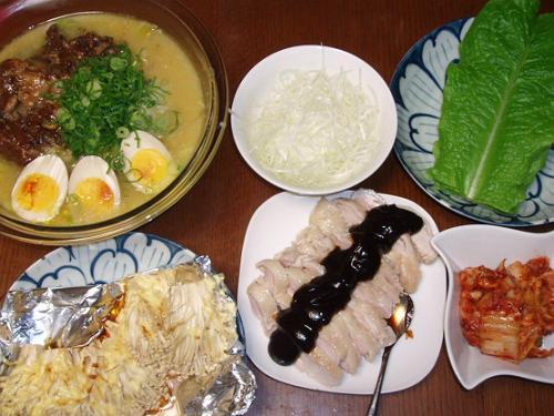20081125夕ご飯