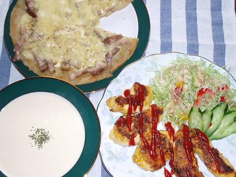 20081127夕ご飯