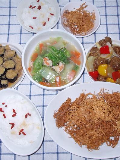 200913夕ご飯