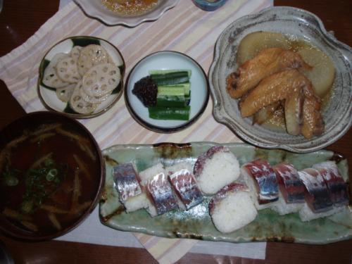 2009110夕ご飯