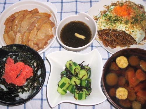 2009112夕ご飯