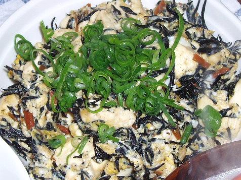 2009115炒り豆腐