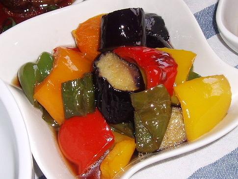 2009116揚げ野菜のマリネ
