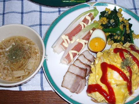 2009121夕ご飯