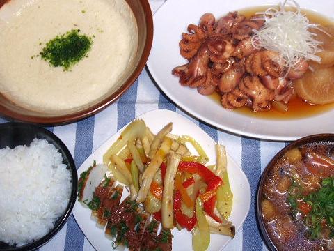 2009127夕ご飯