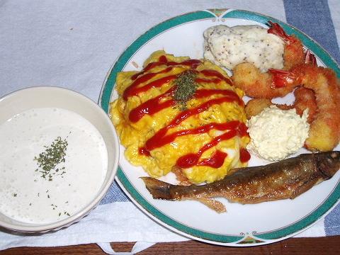 20090212夕ご飯」