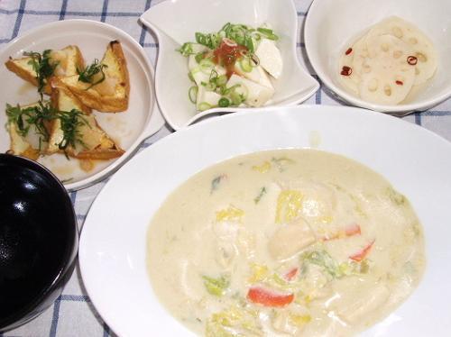2009214夕ご飯