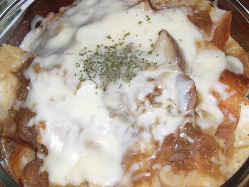 20090220オニオングラタンスープ