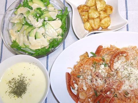 20090224夕ご飯