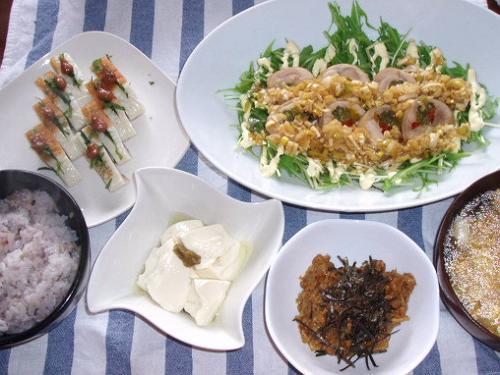 20090226夕ご飯