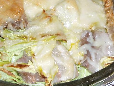 20090305きゃべつのオーブン焼き