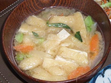 20090307お味噌汁