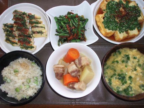20090308夕ご飯