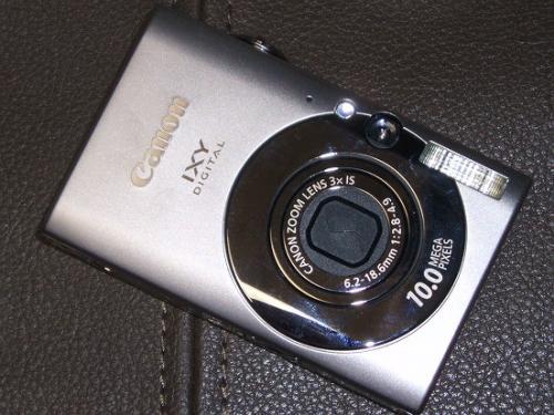 20090309新しいデジカメ