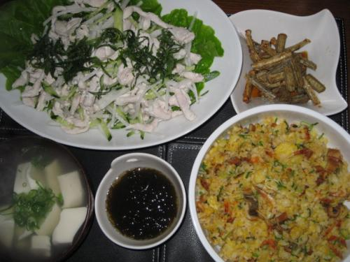 20090311夕ご飯