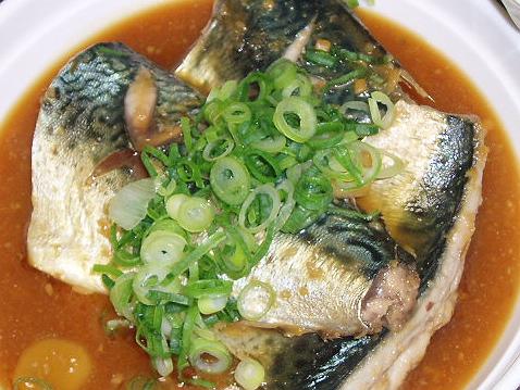 20090313鯖の味噌煮