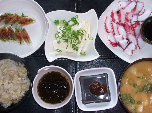 20090324夕ご飯