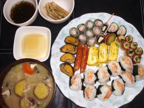 20090414夕ご飯