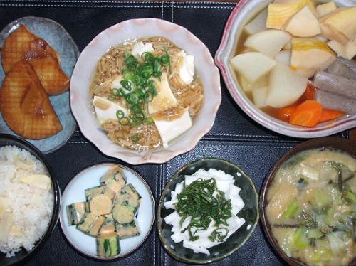 20090425夕ご飯