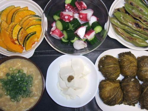 20090430夕ご飯