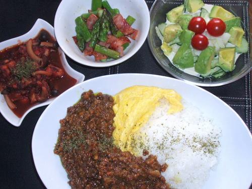20090503夕ご飯
